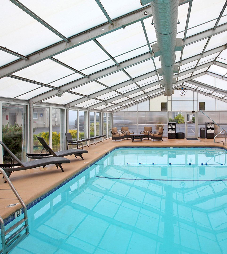 Our Depoe Bay Hotel Offers Beach Access Relax And Enjoy Indoor Pool