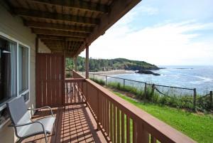 Surfrider Resort - Balcony View