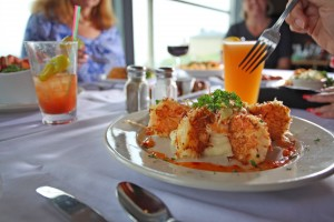 Surfrider Resort - Fresh Seafood