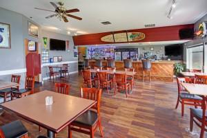 Surfrider Resort - Our Resturant